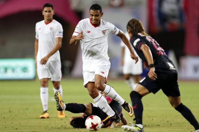 Tomada de @SevillaFC / VANGUARDIA LIBERAL