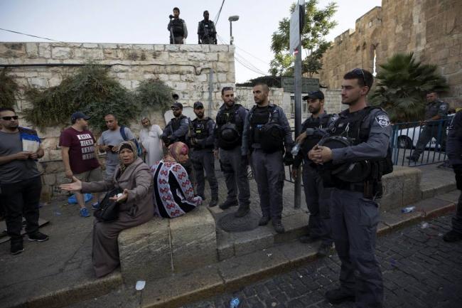 Advertencia de la ONU a Israel por palestinos
