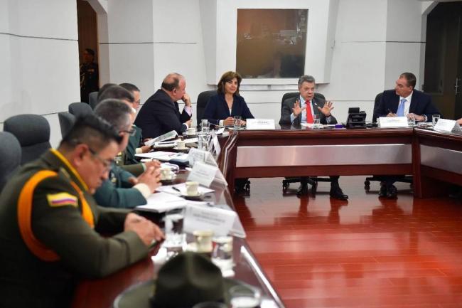 Refuerzan frontera de Colombia por brote de aftosa en Venezuela