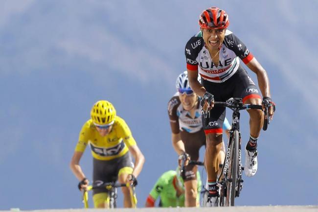 Froome aseguró cuarto título del Tour
