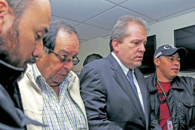 Capturados por escándalo Odebrecht aceptarán cargos