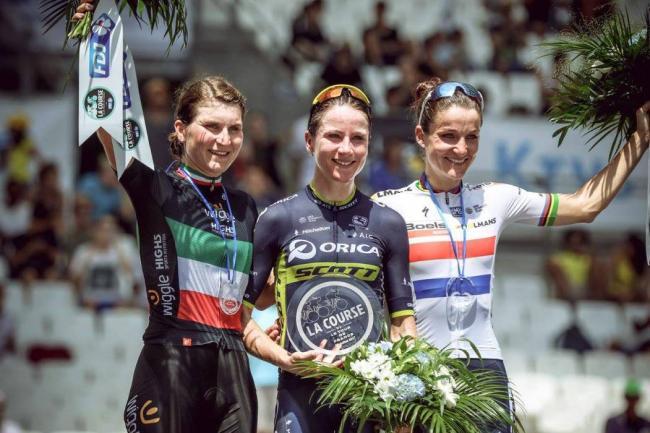 Tomada de La Course By Tour de France / VANGUARDIA LIBERAL