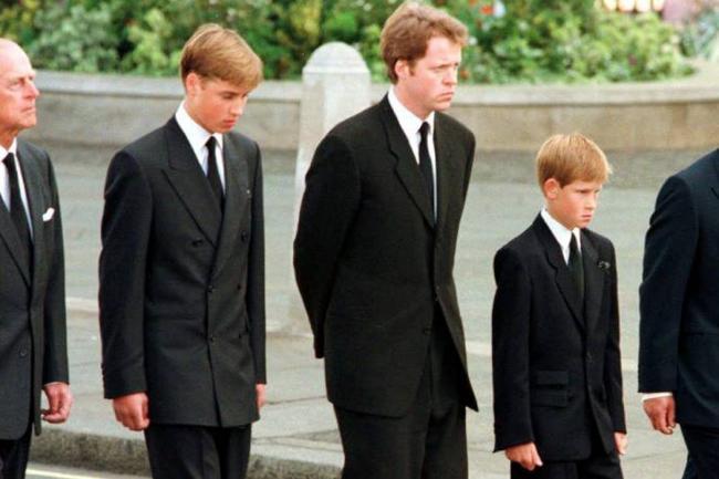 La última llamada de la princesa Diana