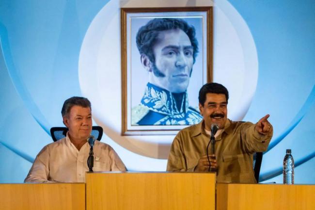 No reconoceremos resultado de constituyente en Venezuela: Santos