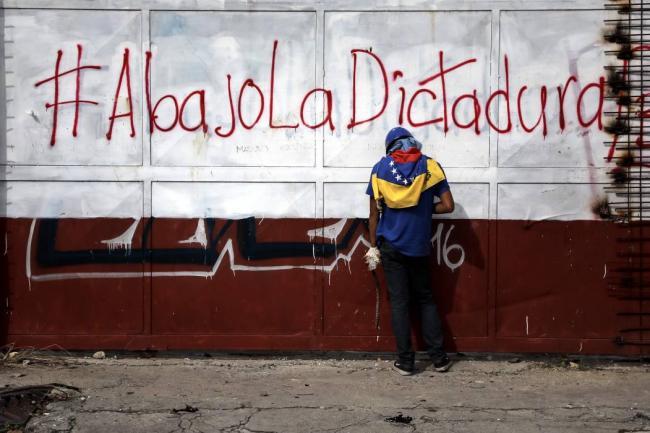 Agencia encargada de elección de la Constituyente confirma manipulación de votos — Venezuela