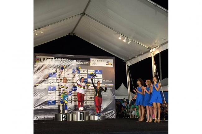 Tomada de UCI BMX Supercross / VANGUARDIA LIBERAL
