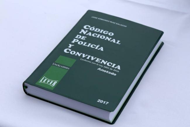 Decreto del Código de Policía será firmado este viernes