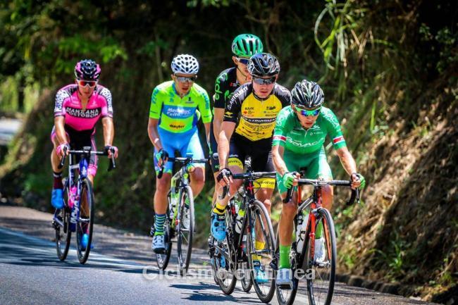 Tomada de Ciclismo en Línea / VANGUARDIA LIBERAL