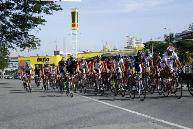 El alto del Picacho coronó nuevo líder en la Vuelta a Colombia