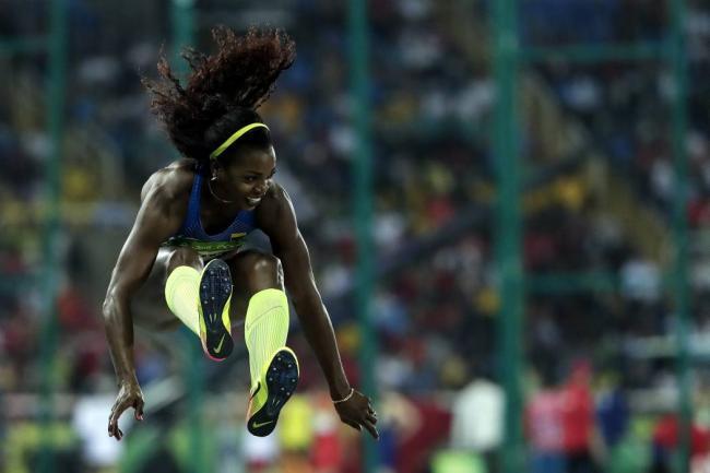 Isidora Jiménez logra un cupo en el Mundial de Atletismo
