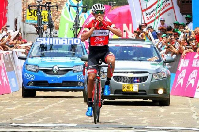 Prensa Equipo de Ciclismo Coldeportes-Zenú-Claro / VANGUARDIA LIBERAL