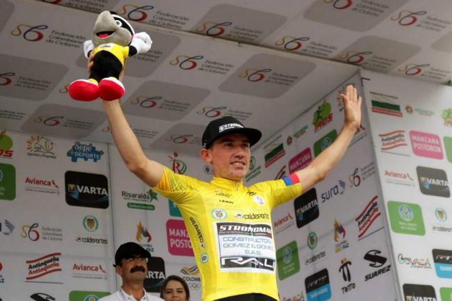 Suministrada Federación Colombiana de Ciclismo / VANGUARDIA LIBERAL