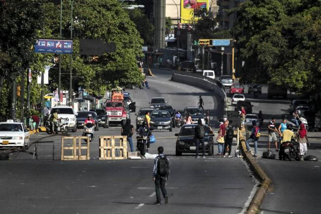 VENEZUELA: Autoridades del Poder Electoral asisten a la ANC