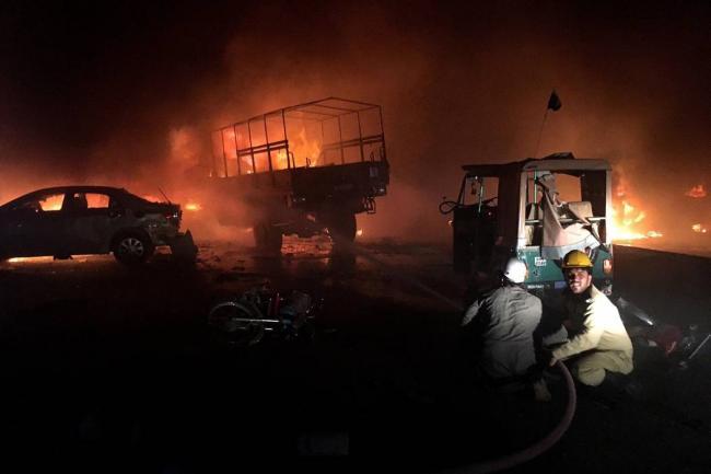 Al menos 15 muertos por explosión en Pakistán