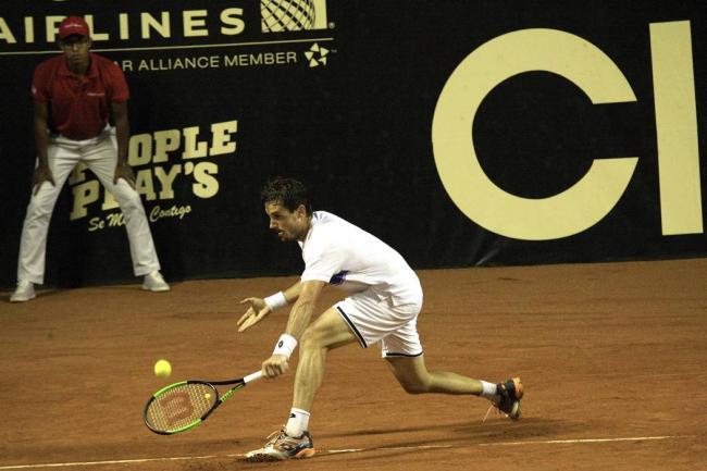 Finalizó el Challenger de Tenis en Floridablanca, gano Guido Pella