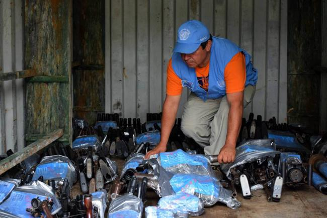 Observador de Naciones Unidas falleció en Colombia