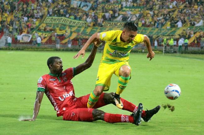 Atlético Bucaramanga se sacudió y venció a Patriotas en condición de local