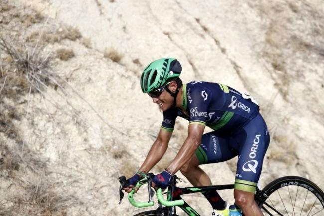 Chris Froome toma el liderato en la Vuelta a España