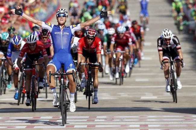 Matteo Trentin gana la etapa 4 — Vuelta a España