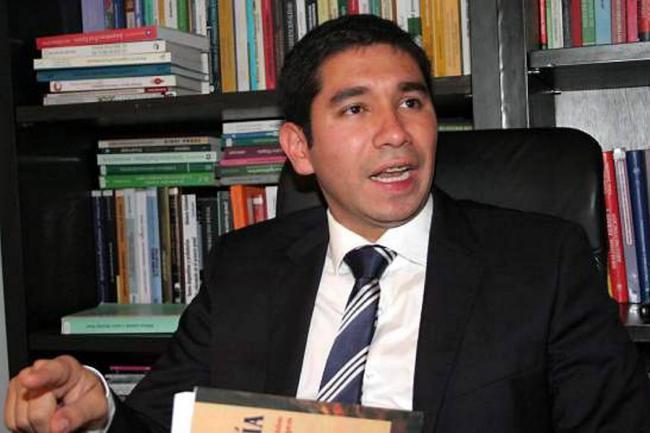Estados Unidos solicitó en extradición al exfiscal Luis Gustavo Moreno