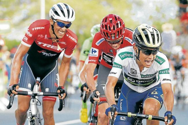 Marczynski gana sexta etapa de la Vuelta a España; Froome, líder absoluto