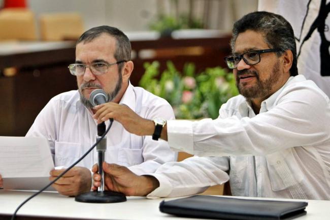 FARC entrega al Gobierno de Colombia inventario de bienes por $321 millones
