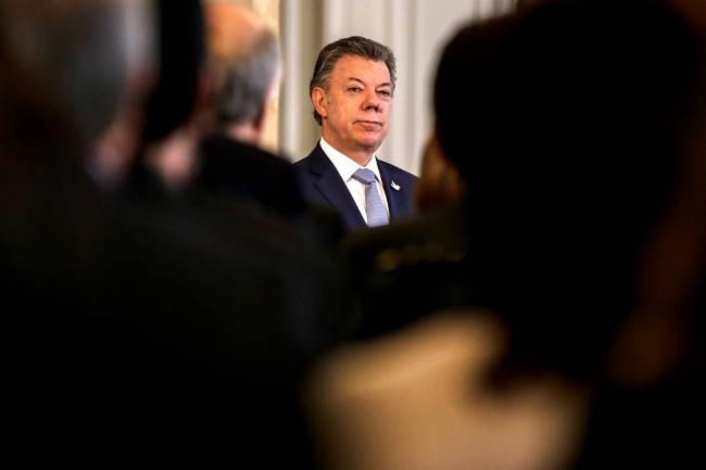 Juan Manuel Santos pide archivar investigación por caso Odebrecht — Colombia