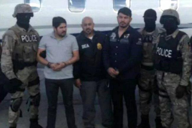 Justicia de EE.UU. pide cadena perpetua para sobrinos de Nicolás Maduro