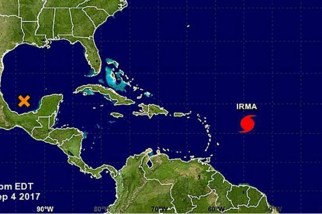 Tomada de National Hurricane Center /VANGUARDIA LIBERAL
