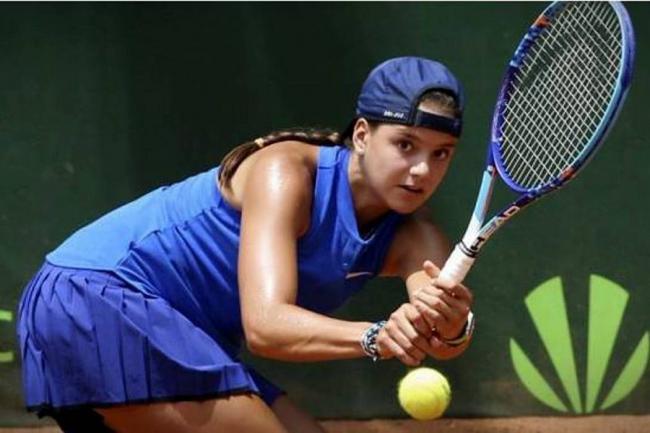 Colombiana Emiliana Arango hace historia en el US Open junior