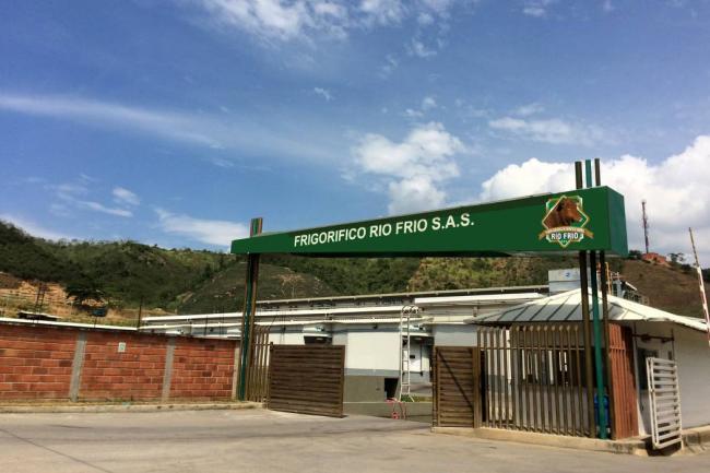 Suministrada Frigorífico Río Frío / VANGUARDIA LIBERAL