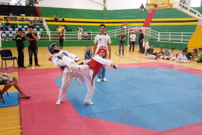 Suministrada Liga Santandereana de Taekwondo / VANGUARDIA LIBERAL