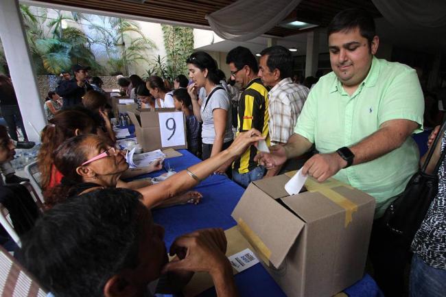 Oposición se prepara para las primarias — Vicente Bello