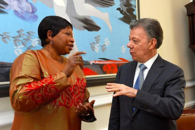 Justicia para paz, en la mira de la Corte Penal Internacional — COLOMBIA