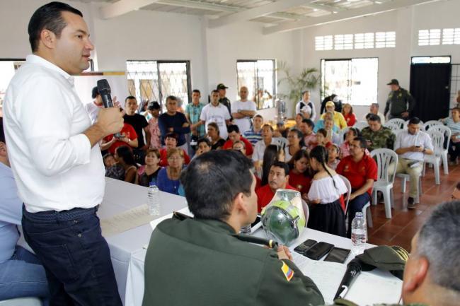 Suministradas por Gobernación de Santander / VANGUARDIA LIBE
