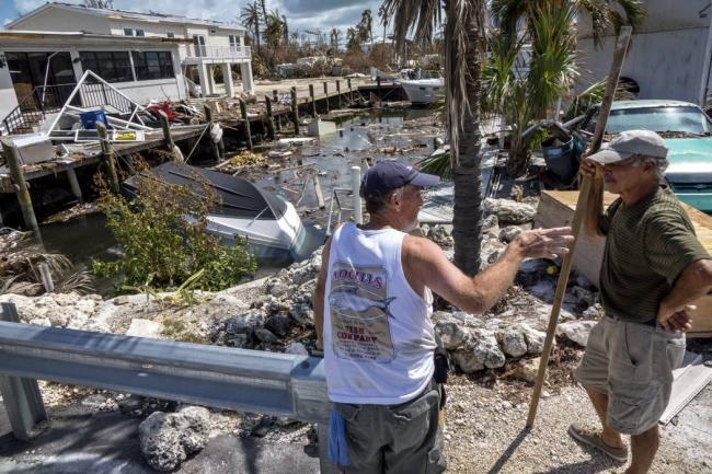 Islas caribeñas se preparan para enfrentar al huracán María