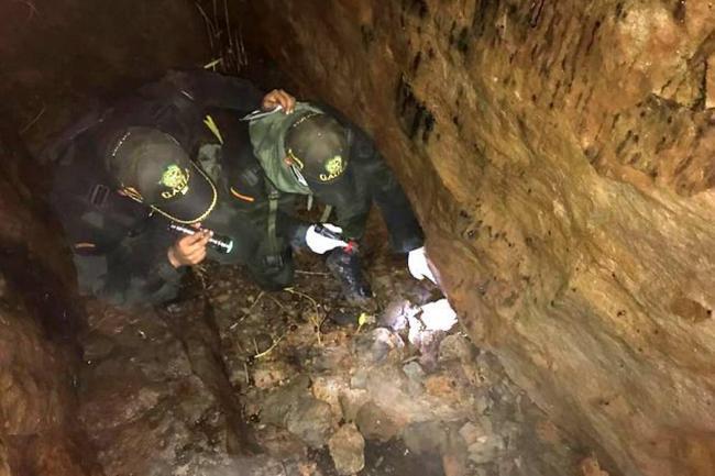 En una cueva fue encontrado cadáver de menor secuestrada en Putumayo — COLOMBIA