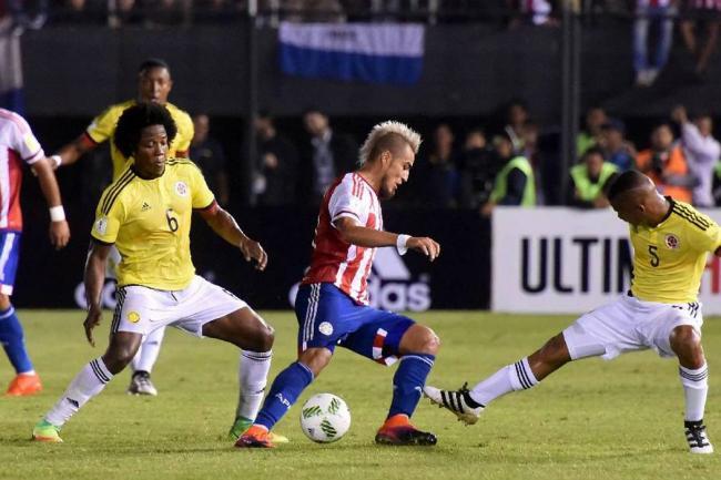 Paraguay dio a conocer la lista para enfrentar a Colombia y Venezuela