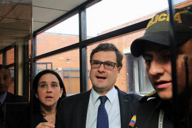 Procuraduría y Contraloría piden cárcel para Luis Fernando Andrade