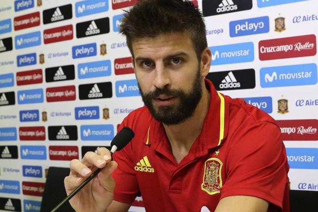 Cracks que perdería si Cataluña logra su independencia — Selección española
