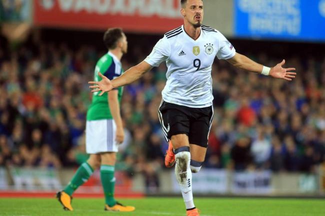 Alemania logró la clasificación para el Mundial