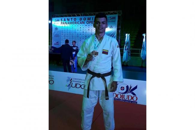 RD sumó ocho medallas en el 'Panamerican Open de Judo'