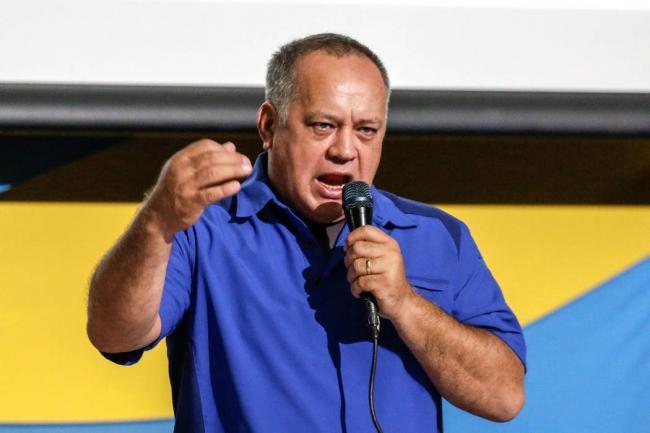 Diosdado Cabello llamó a votar temprano este 15 de octubre