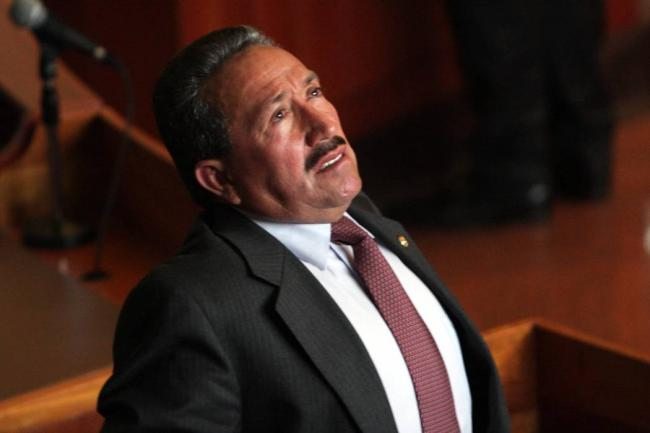 Fiscalía solicitó embargo de 32 bienes de testaferros del exgobernador Hugo Aguilar