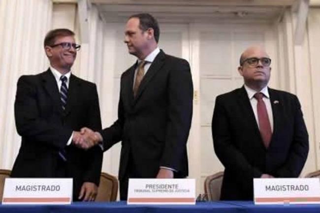 Almagro alertó sobre continuidad de ilegalidad y fraude en Venezuela — VENEZUELA