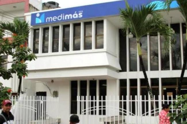 Norman Julio Muñoz, suspendido por irregularidades en Medimás