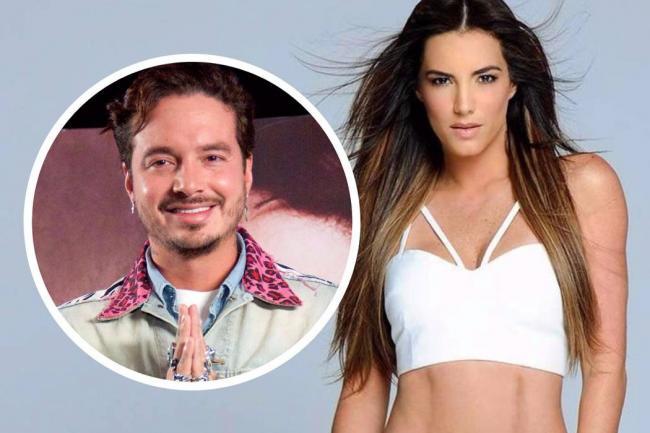 Gaby Espino desmiente romance con J Balvin