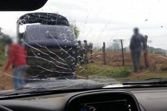 Cuatro soldados heridos tras detonación de explosivo en Jamundí, Valle