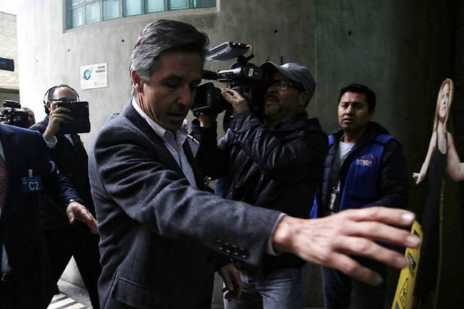 Roberto Prieto declaró ante la Fiscalía por el escándalo de Odebrecht