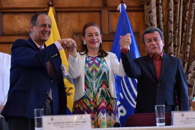 ELN se atribuye asesinato de gobernador indígena en Colombia